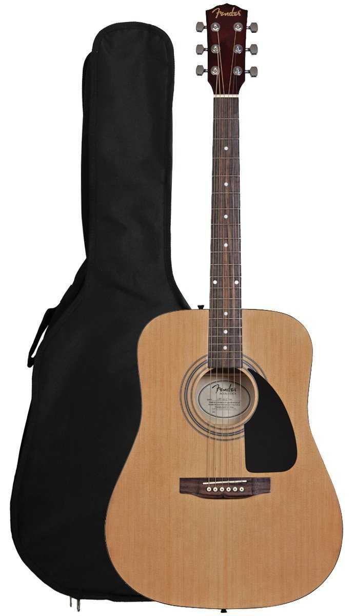 fender fa 100 dreadnought acoustic guitar review oia music. Black Bedroom Furniture Sets. Home Design Ideas