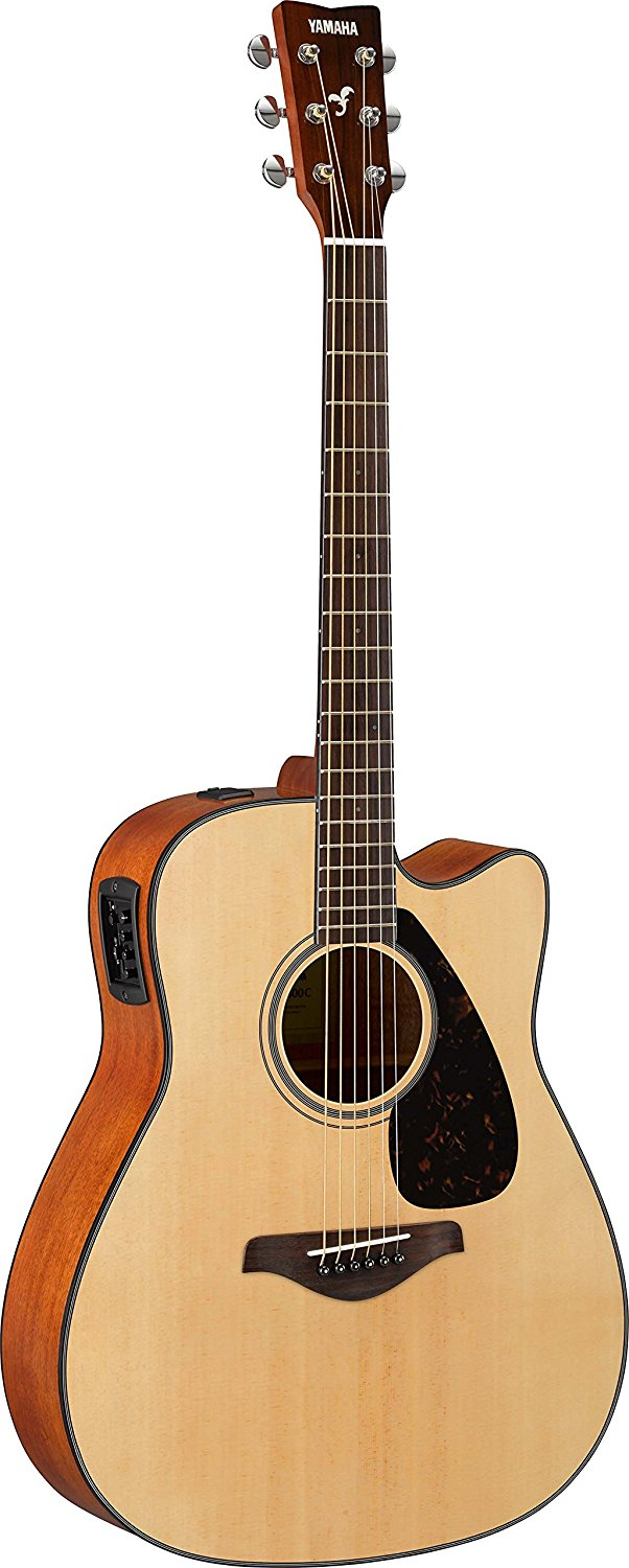 yamaha fgx800c solid top acoustic electric guitar review oia music. Black Bedroom Furniture Sets. Home Design Ideas