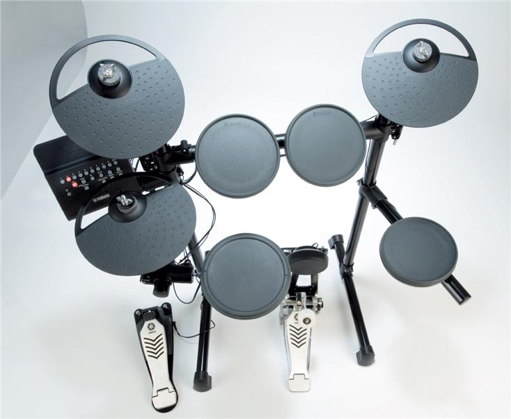 yamaha dtx450k electronic drum kit product review oia music. Black Bedroom Furniture Sets. Home Design Ideas