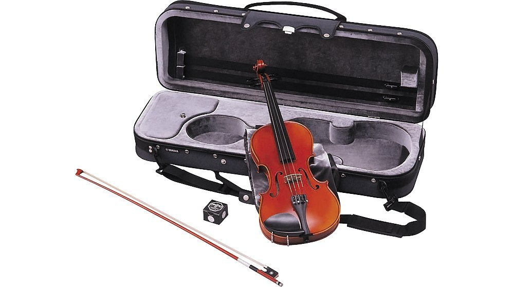 Yamaha standard model av7 violin product review oia music for Yamaha vc5 cello review
